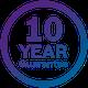 10 year Worcester guarantee