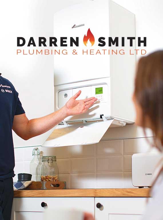 Darren Smith Plumbing Ammanford Boiler Servicing Worcester