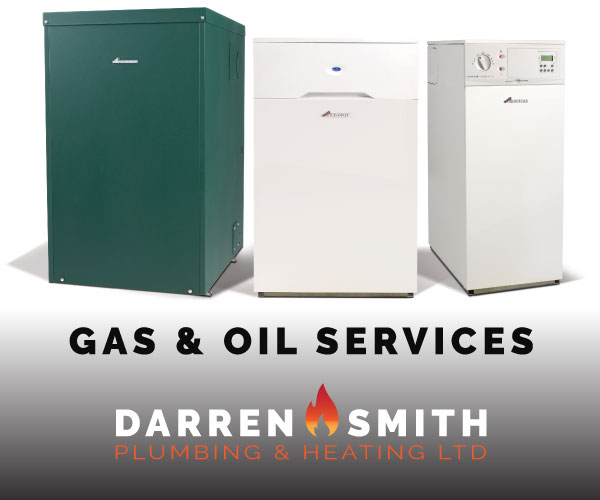Darren Smith Plumbing Heating Ltd Ammanford Gas Plumber Oil
