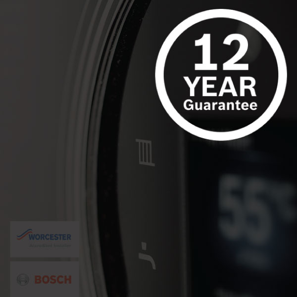 12 Year Boiler Guarantee